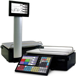 Gamma Scale Retail Scales Pos Point Of Sale System Cash